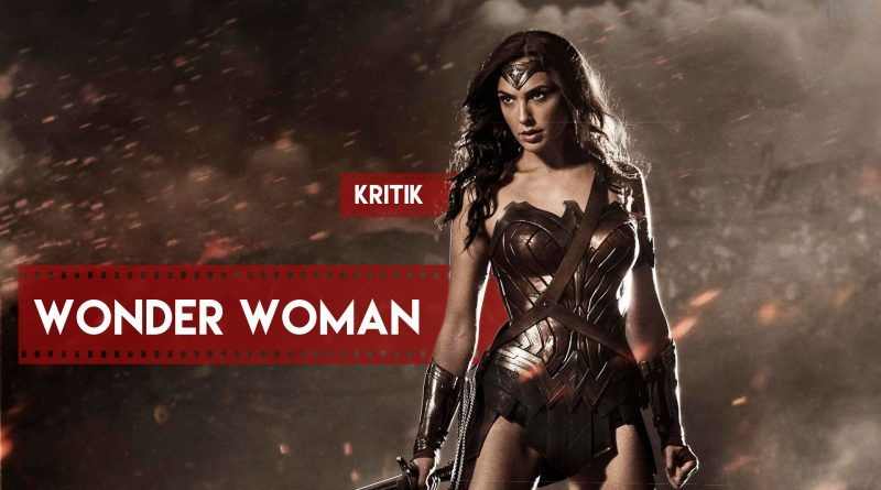 Wonder Woman Kritk