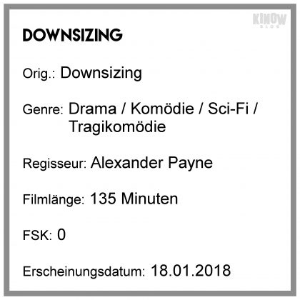Downsizing Kritik Infobox