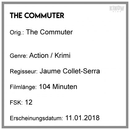 The Commuter Kritik