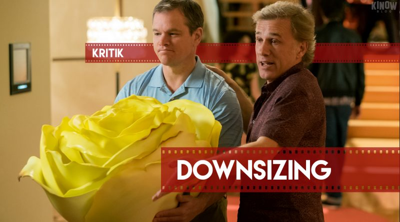 Downsizing Kritik