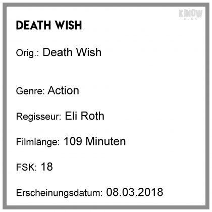 Death Wish Kritik