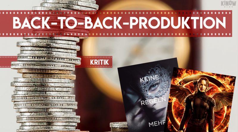 Back-To-Back-Produktion Erklärung