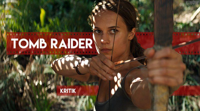 Tomb Raider Kritik