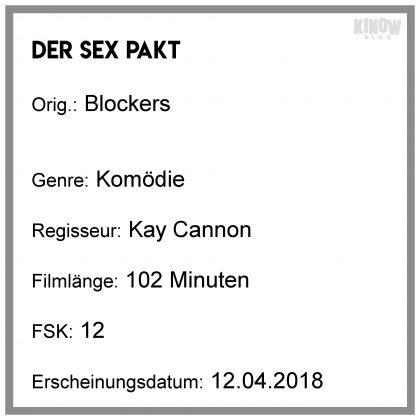 Der Sex Pakt Kritik Info