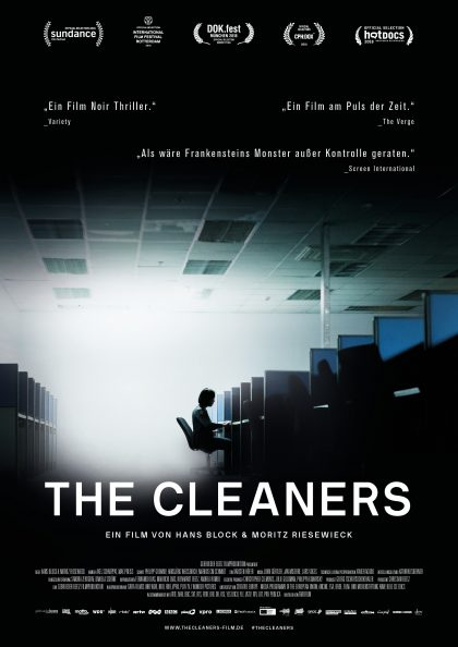 Poster The Cleaners Kritik
