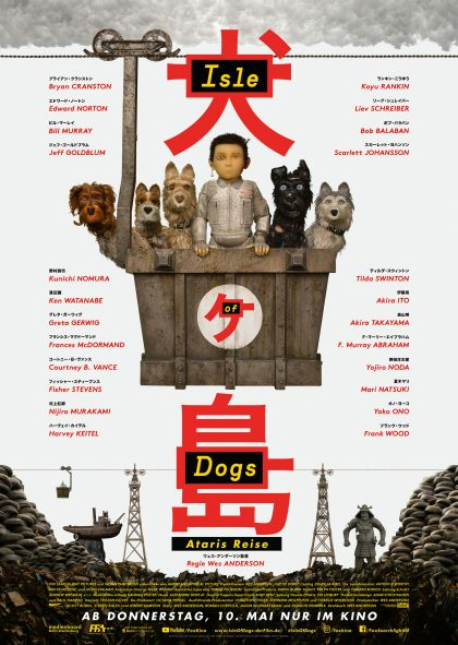 Plakat Isle of Dogs: Ataris Reise
