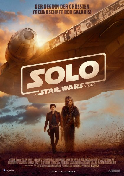 Poster Solo A Star Wars Story Kritik
