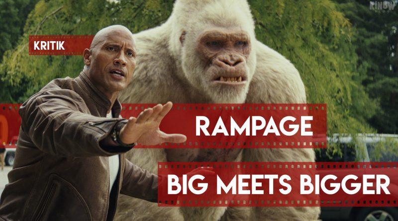 Rampage Big Meets Bigger Kritik