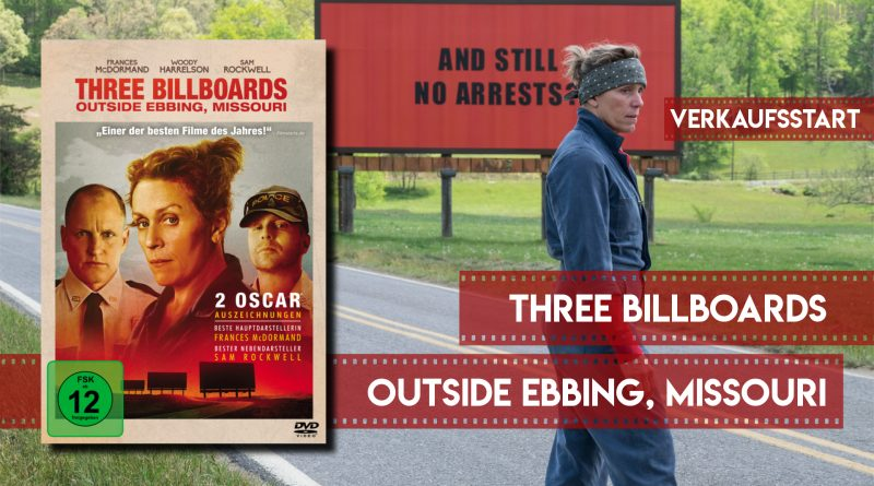 Three Billboards Outside Ebbing, Missouri Kritik