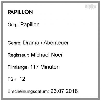 Papillon Kritik Info