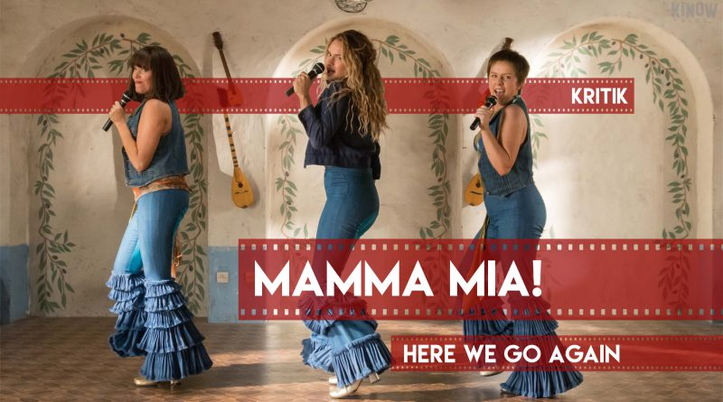 Mamma Mia!: Here We Go Again Kritik
