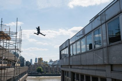 Stunt Mission: Impossible Fallout