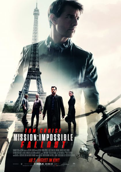 Poster Mission: Impossible Fallout