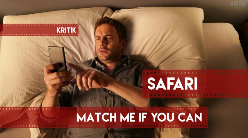 Safari: Match Me If You Can Kritik