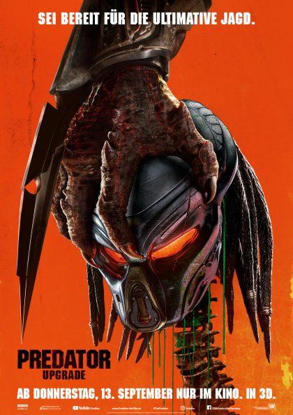 Poster Predator: Upgrade