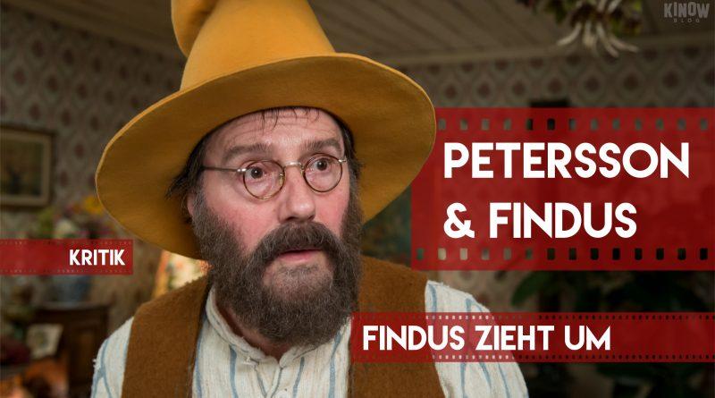 Petersson & Findus - Findus zieht um Kritik