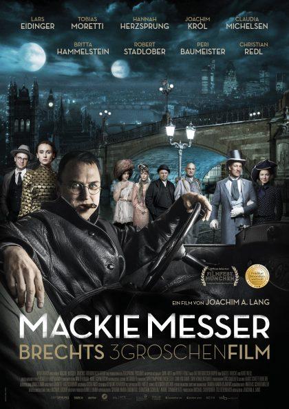 Plakat Mackie Messer - Brechts Dreigroschenfilm