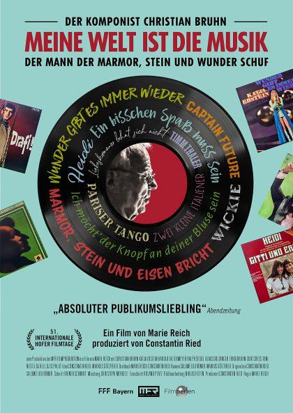 Poster Meine Welt ist die Musik - Der Komponist Christian Bruhn