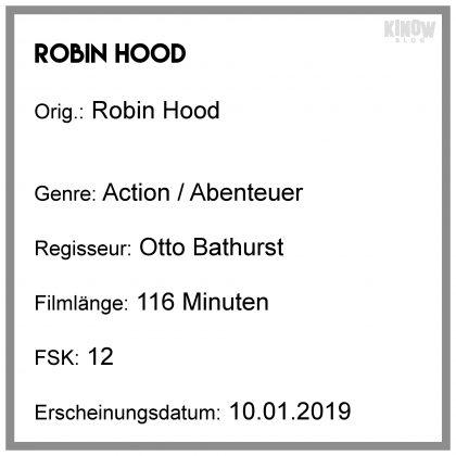 Robin Hood Kritik Info