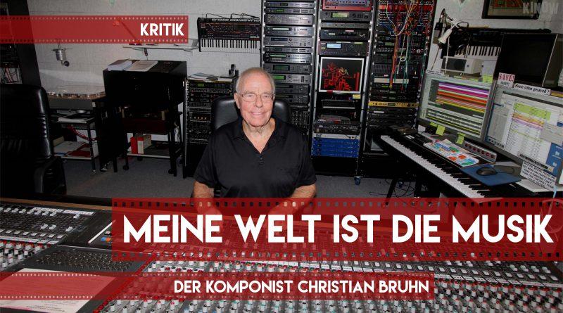 Meine Welt ist die Musik - Der Komponist Christian Bruhn Kritik