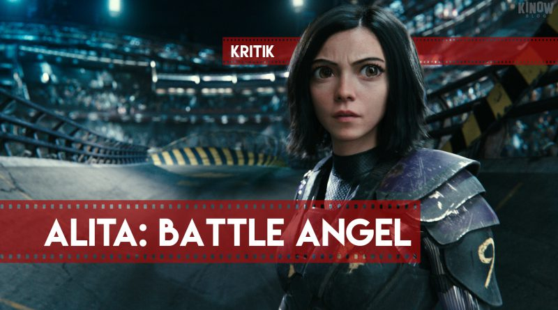 Alita: Battle Angel Kritik