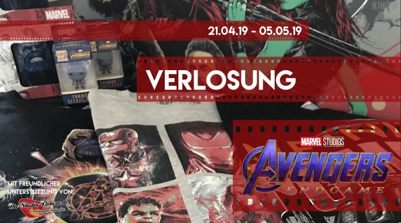Avengers: Endgame Verlosung