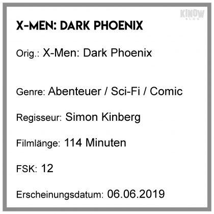 Infobox X-Men: Dark Phoenix