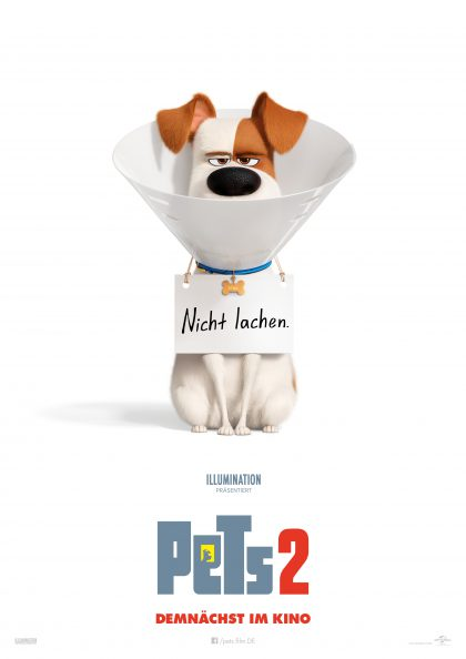 Pets 2 Poster