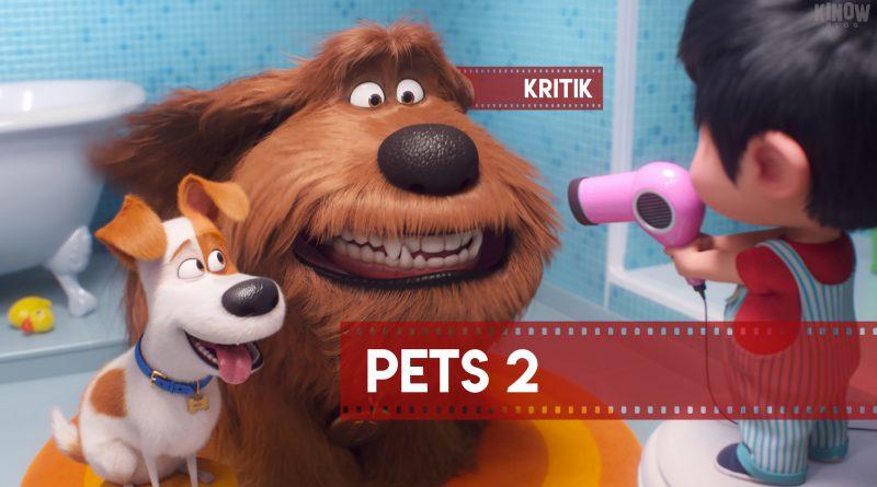 Pets 2 Kritik