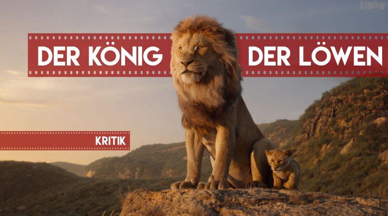 Der König der Löwen Kritik