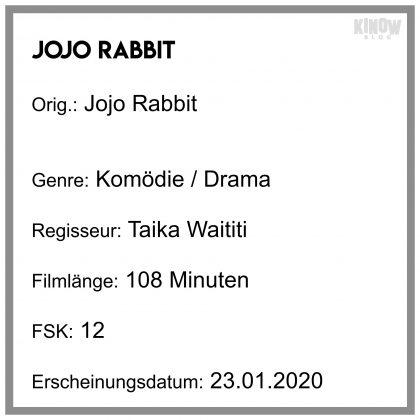Jojo Rabbit Kritik Info