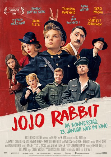 Plakat Jojo Rabbit