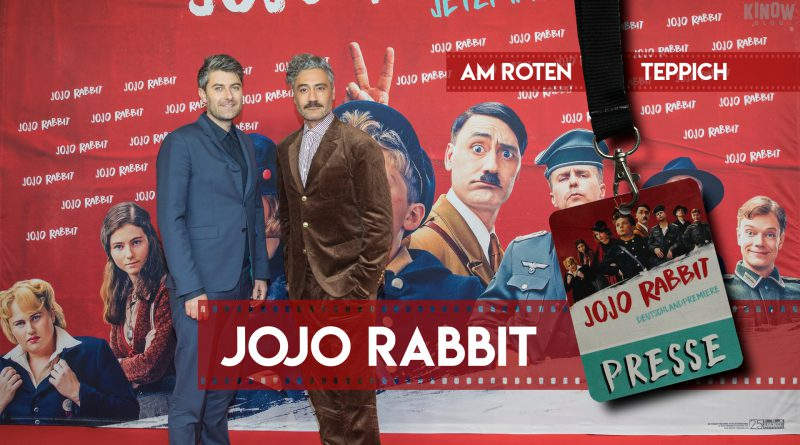 Jojo Rabbit Deutschlandpremiere