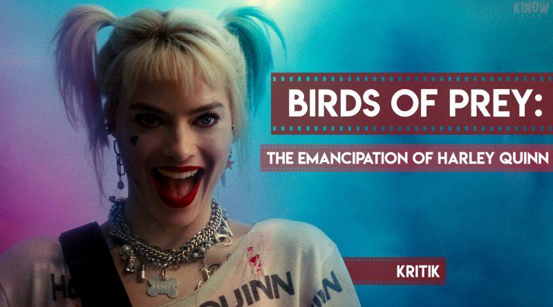 Birds Of Prey Kritik